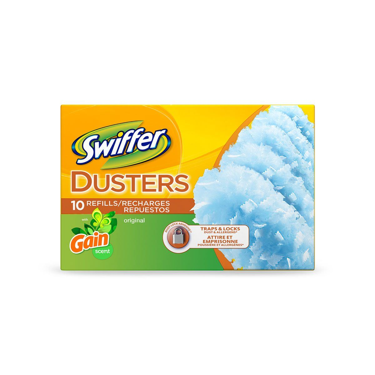 Swiffer Duster Refills With Gain