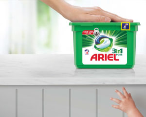 Laundry Detergent and Fabric Care   Ariel