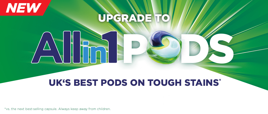 Upgrade to All in 1 PODS