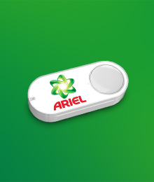Order Ariel 3in1 PODS with the Amazon Dash Button