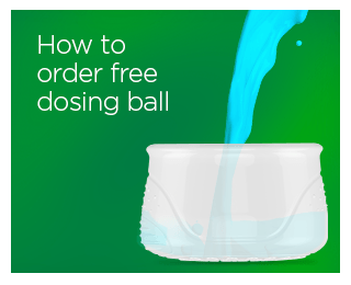 How to order free dosing ball