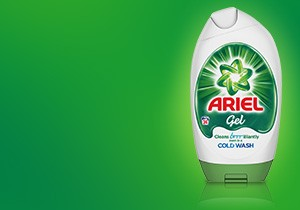 Ariel Washing Gel Original