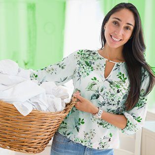 Laundry tips for experts