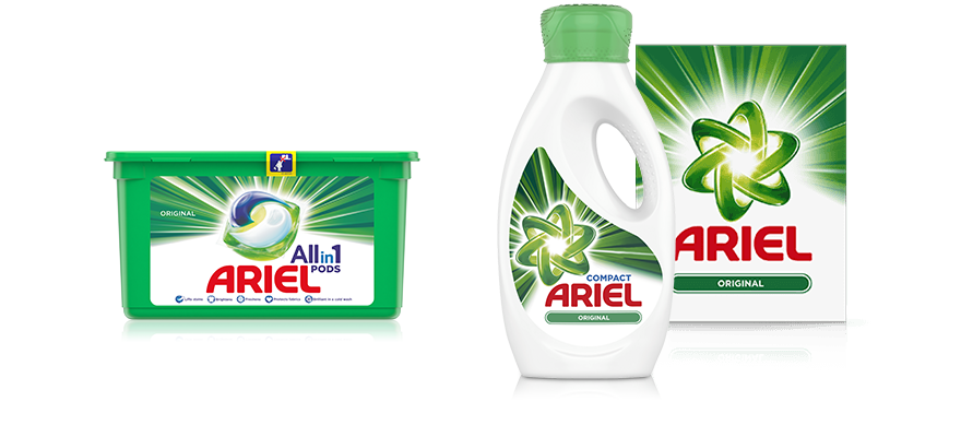 How to Choose the Right Laundry Detergent | Ariel