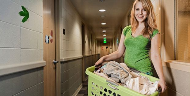 Laundry tips for college students