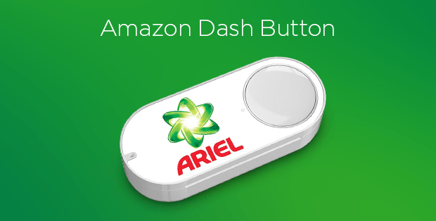 Ariel Amazon Dash Button