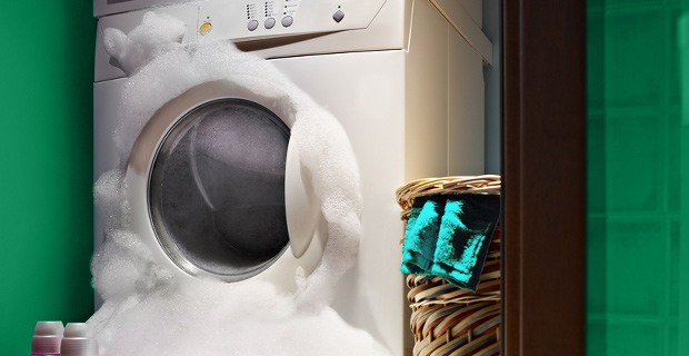 How to Avoid Too Much Foam in Washing Machines   Ariel