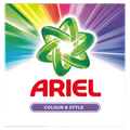 Ariel Powder Colour & Style