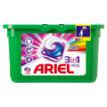 Ariel 3in1 PODS Washing Capsules Colour & Style 12 washes