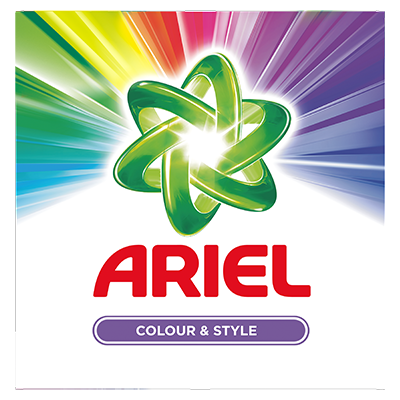 Ariel Colour & Style Washing Powder