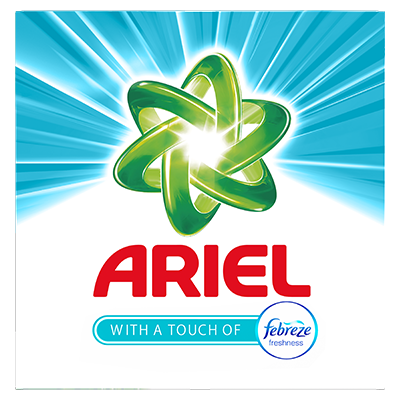 Ariel Febreze Washing Powder