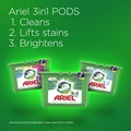 Ariel 3 in 1 PODS Cleans - Lifts off stains - Brightens