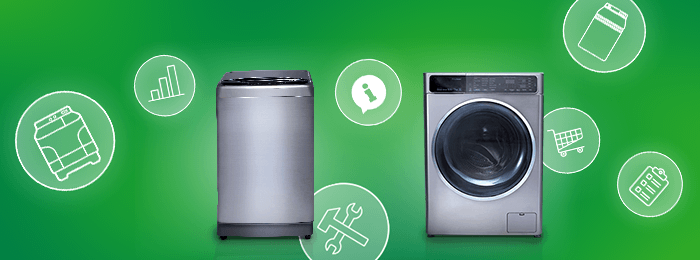 Guide to fully-automatic washing machines