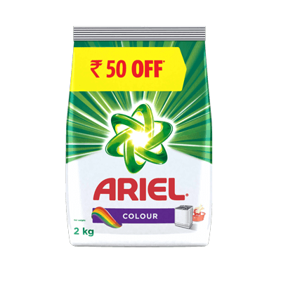 Ariel Colour Washing Powder