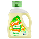 Gain Orange Blossom Vanilla Liquid Detergent