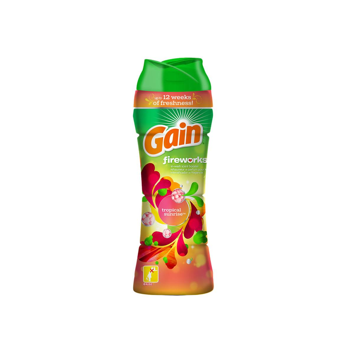 Tropical Sunrise In-Wash Scent Boosters | Gain