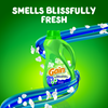 Smells blissfully fresh - Gain Blissful Breeze Fabric Softener package