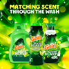 Gain Fiercely Fresh product line matches scents throughout the wash