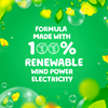 Formula made with 100% renewable wind power electricity
