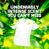 Gain Scent Blast Fiercely Fresh Liquid Laundry Detergent is an undeniably intense scent you can't miss!