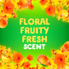 Floral fruity fresh scent