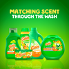 Gain Island Fresh product line matches scents throughout the wash