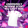 Gain Scent Blast Midnight Bloom Liquid Laundry Detergent is an undeniably intense scent you can't miss!