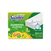 Swiffer dry sweeping clothes