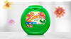 Gain Tropical Sunrise Flings Laundry DetergentWith Oxi Boost & Febreze Freshness