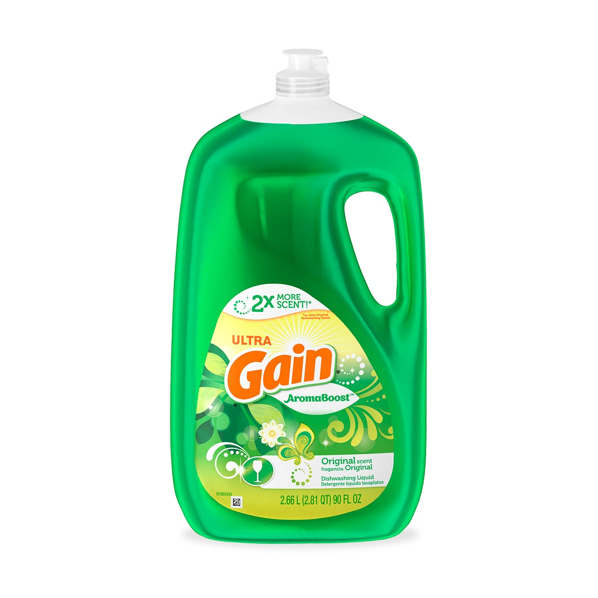Gain Original Aroma Boost Dish Soap
