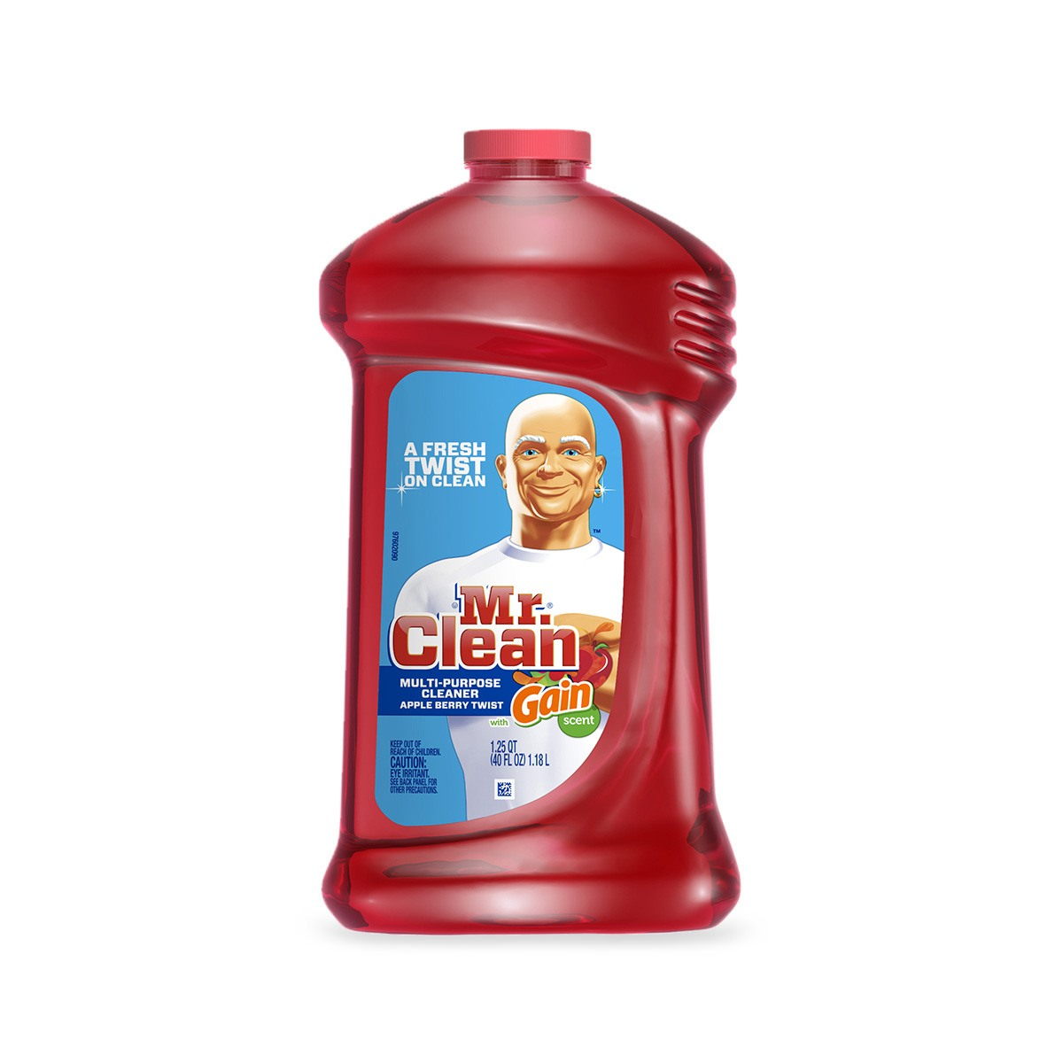 Mr Clean Multi-purpose cleaner with Apple Berry Twist