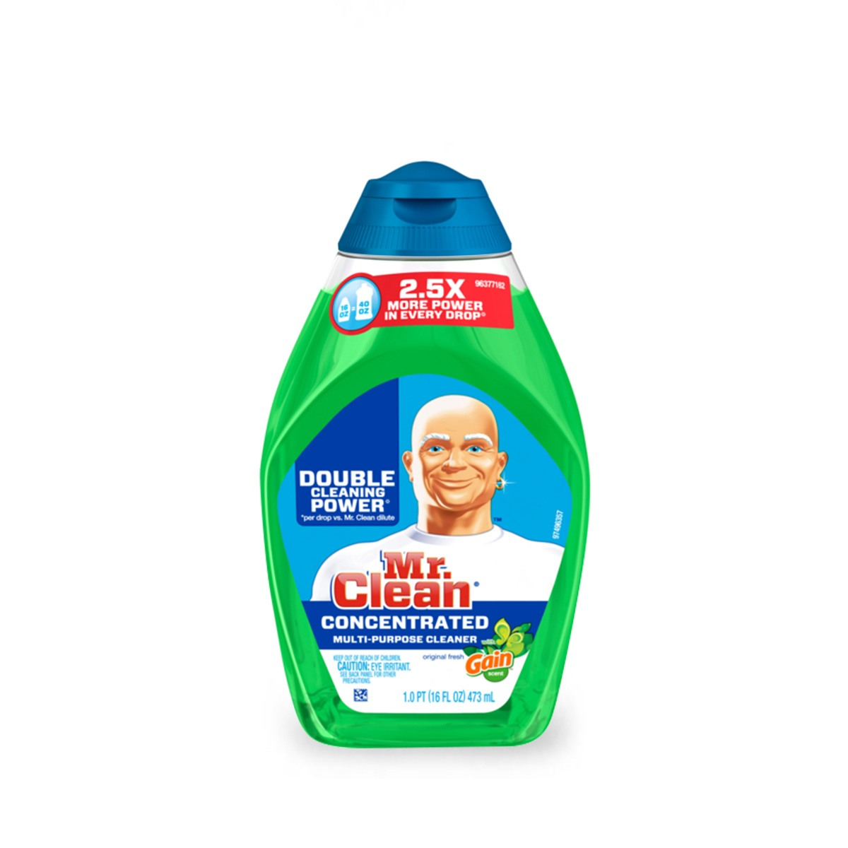 Mr Clean Concentrated Cleaner with Gain Original Scent