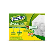Swiffer Dry Cloth Refills With Gain Original