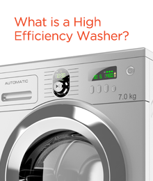 Find Out How High Efficiency Washers Work Tide