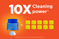 Tide Ultra Stain Release Liquid Laundry Detergents offer 10x cleaning power in half the time
