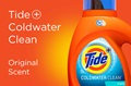 Tide Coldwater Clean Fresh Scent HE Turbo Clean Liquid Laundry Detergent