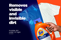 Tide Hygienic Clean Heavy Duty 10X Liquid Laundry Detergent removes visible and invisible dirt from your garments.