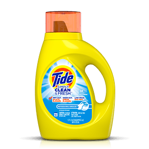 Tide Simply Clean and Fresh Liquid