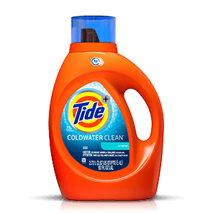 Tide Plus Coldwater Clean High Efficiency Liquid Laundry Detergent