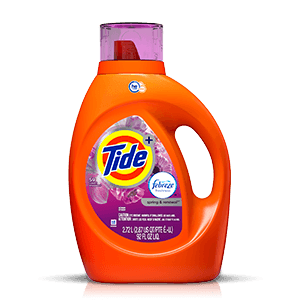 Tide Plus Febreze Freshness High Efficiency Liquid Laundry Detergent