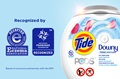 Tide PODS® Plus Downy Free Laundry Detergent Pacs are recognized by both the National Eczema Associacion and the National Psoriasis Foundation.