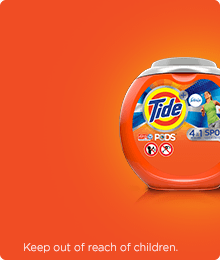 Tide PODS Plus Febreze Sport Odor Defense