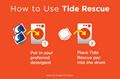 How to Use Tide Rescue