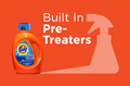 Built In Pre-Treaters