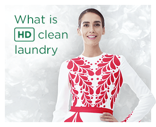 What is HD Clean laundry