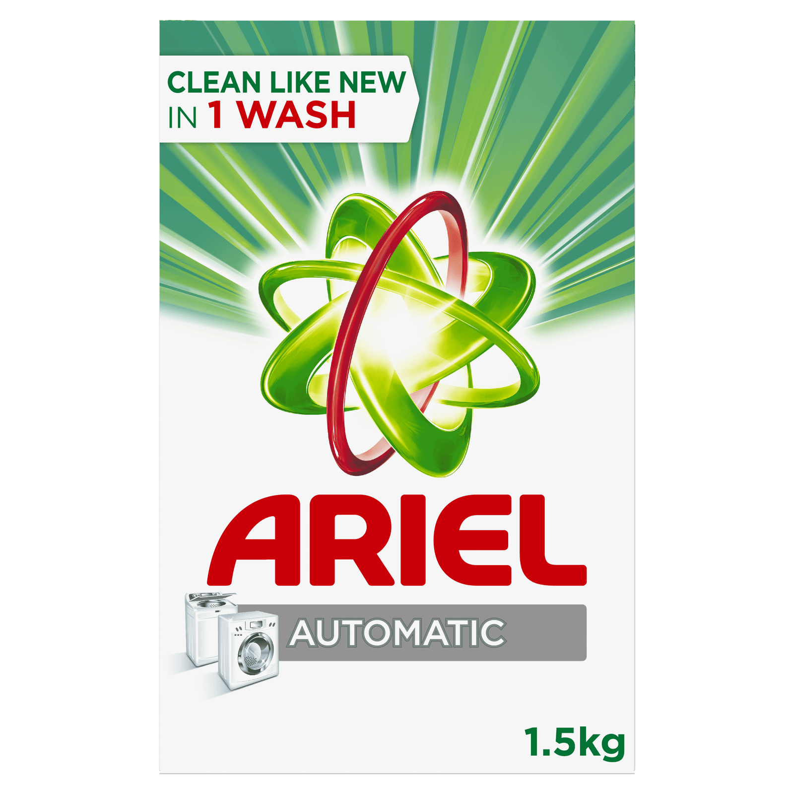 Ariel Automatic Washing Powder Laundry Detergent Original