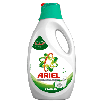 Ariel Automatic Power Gel Original 2L