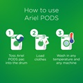 How to use Ariel PODS
