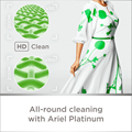 All-round cleaning wih Ariel Platinum