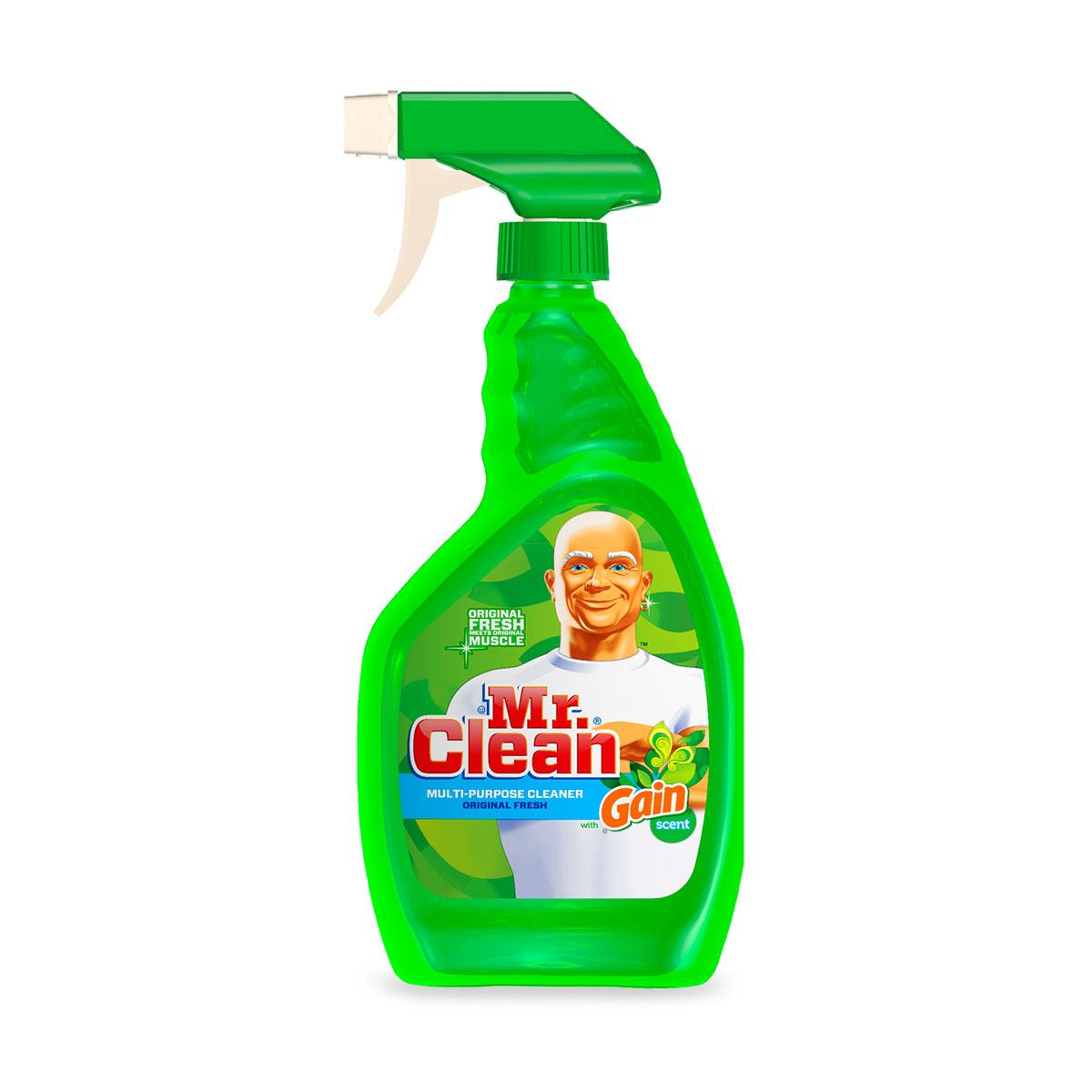 Limpiador en aerosol Mr Clean con aroma Gain Original